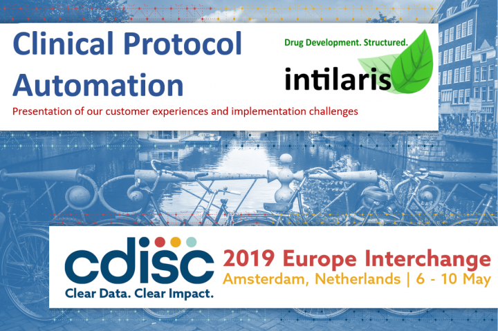 CDISC EU Interchange 2019